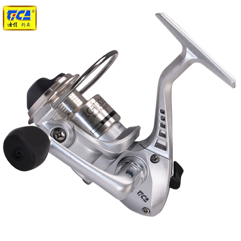 TICA 2018 New Fishing reel 6 KG Max Drag, 5.2: 1 BB Fishing Reel Anticorrosive aluminum alloy Body Spinning Reel Carp Fishing настольная игра доббль