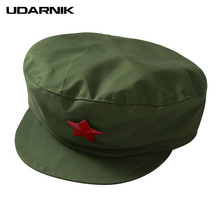 1949 Chinese Red Army Hat Soldier Military Cap Costume Accessory 043-331 TG B