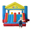 YARD Free Shipping Inflatable Bouncer Dual Slide Bouncy Jumper Giant Jumping House Obstacle Combo For Home Use