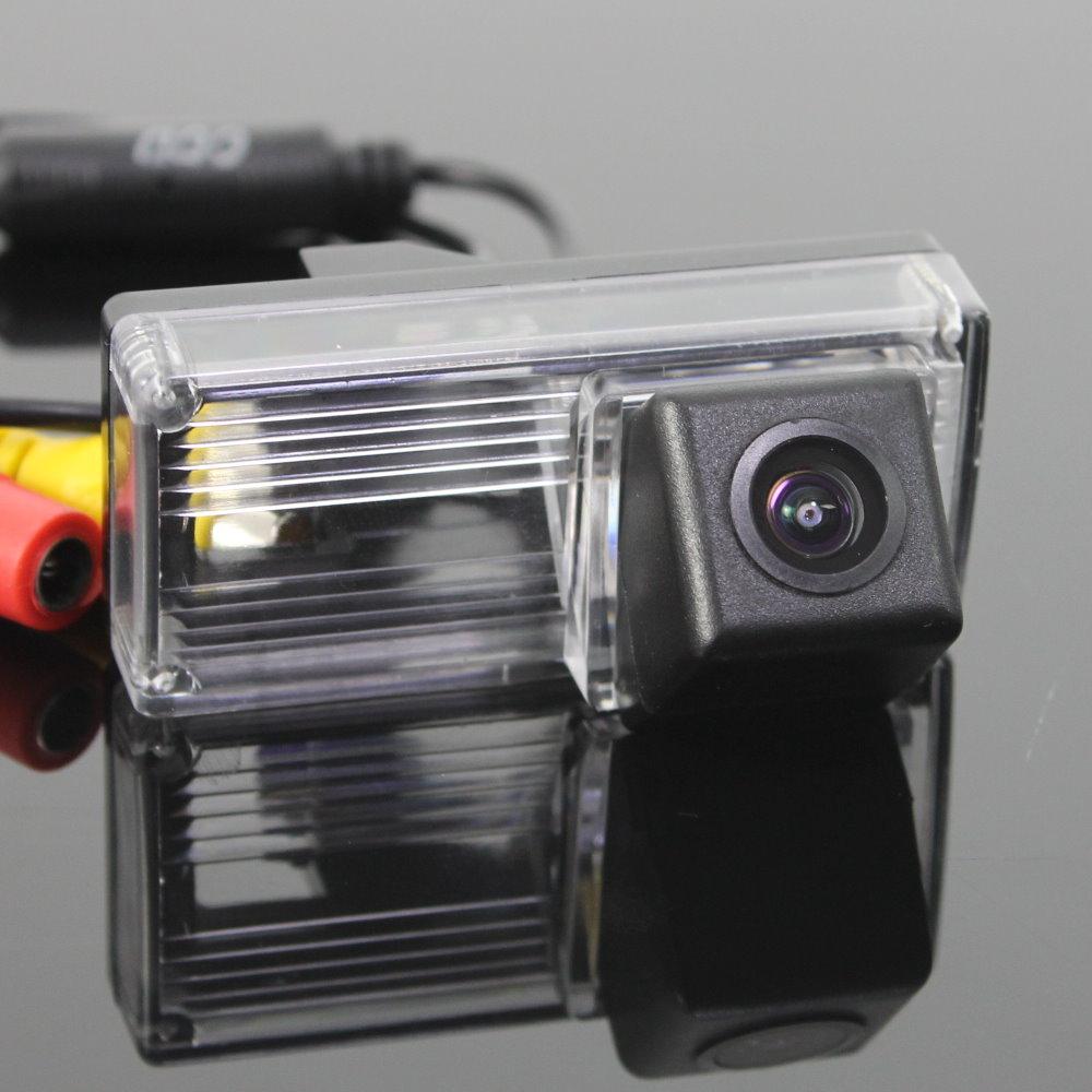 Для Toyota Land Cruiser LC100 LC120 LC200 LC 100 200 120 Prado камера заднего вида, парковочная камера HD CCD с ночным видением