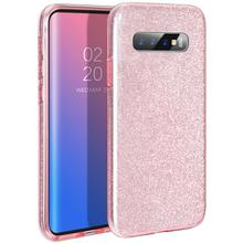 Get more info on the LSDI Luxury Phone Case Makeup Glitter Sparkle Bling Cover for Girls Women for Galaxy S6 S7 edge S8 S9 S10 Plus S10e Note8 Note9