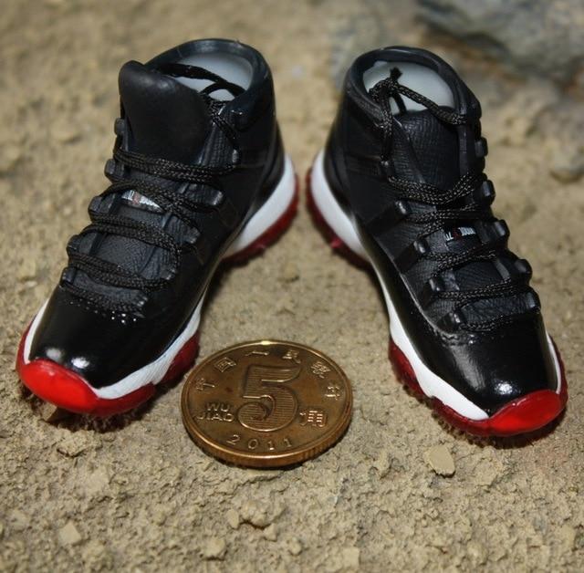 AJ11 1/6 air jordan Doll shoes No foot version