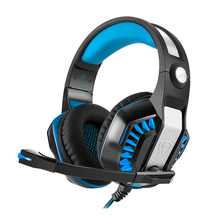 Big sale Headset Gamer fone de ouvido Computer Stereo Gaming Headphones Deep Bass casque with Microphone Mic for PS4/PC/Smartphone/Tablet