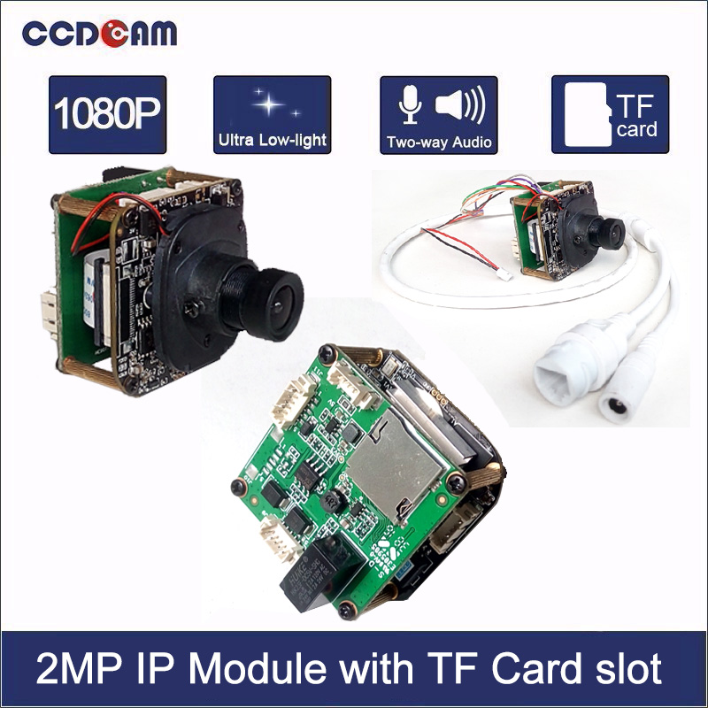 imx185 vs imx291 - 2MP Starlight IP Camera 1/2.8 2.0MP Sony IMX291 Sensor+Hisilicon 3516CV200 DSP H.264 Camera Module Board Support 64G TF Card