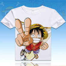 ONE PIECE Luffy Casual Fashion Women's T-Shirt