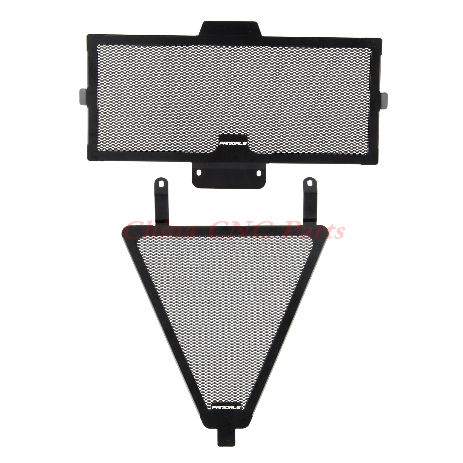 NICECNC Motorcycle Grille Radiator Cover Oil Water Cooler For Ducati 899 959 1199 1299 Panigale R/S 2013-2017