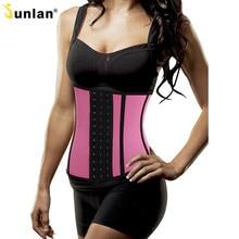 Junlan Modeling Strap Neoprene Slimming Belt Hot shaper Corset Women Bodysuit Corrective Waist Trainer Body Control Shapewear