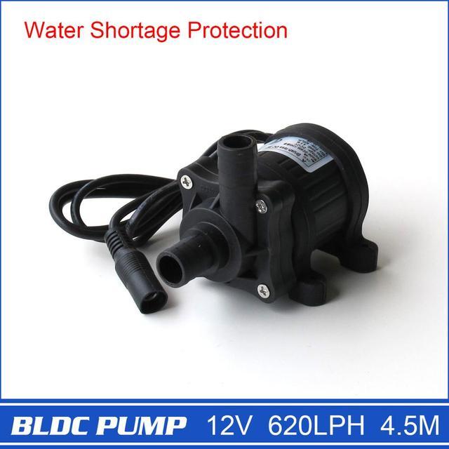 Comprar dc bomba de agua de 12v dc40a 1245 for Bomba de agua para fuente de jardin