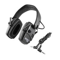 Outdoor Anti-lärm Ohrenschützer Auswirkungen Sound Verstärkung Elektronische Schießen Ohrenschützer Taktische Jagd Hören Schutzhülle Headset