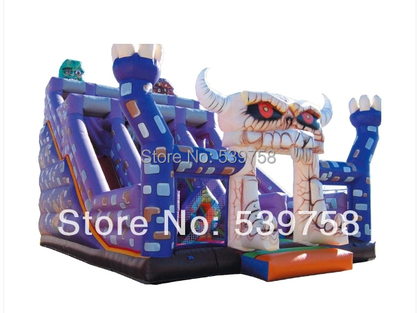 Manufacturers selling inflatable castles, inflatable tents, inflatable slide!YLY-020