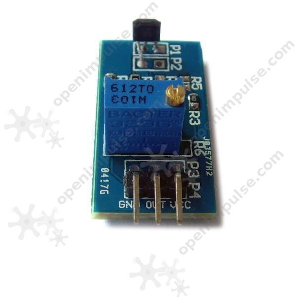10 Stücke Lm393 Hall-sensor-modul (halle Schalter) Schnelle Farbe