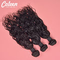 "7A Brazilian Virgin Hair Natural Wave 8""-28""Brazilian Curly Virgin Hair 3Pcs Brazilian Hair Bundles No Mix Remy Human Hair Weave"