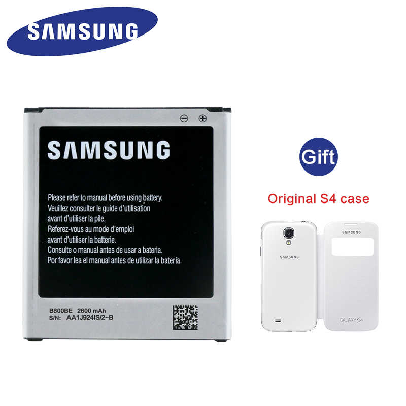 brand new 72546 8eb1c Original Samsung S4 Battery for Galaxy S4 i9500 i9505 i337 i545 i9295 e330s  B600BE With NFC 2600mAh Samsung S4 I9500 Battery