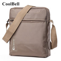 2019 Newest Cool Bell Brand Nylon Messenger Bag For ipad 1/2/3/4, For 8,9,10 Tablet Case For ipad air Free Drop Shipping.2031