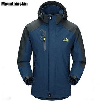 Waterproof Spring Hooded Jackets