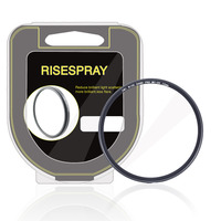 New Arrive RISESPRAY 72mm MC UV Ultra Violet Lens Filter Protector For Canon Nikon Sony Pentax