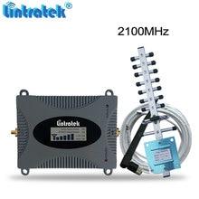 Lintratek 3g UMTS 2100 МГц усилитель сигнала сотовой сети сотовый телефон ретранслятор сигнала Усилители домашние 2100 65dB полный комплект для 3g голос и данных #8