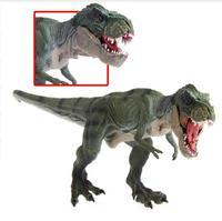 New Jurassic World Park Tyrannosaurus Rex Dinosaur Plastic Toy Model Kids Gifts robot
