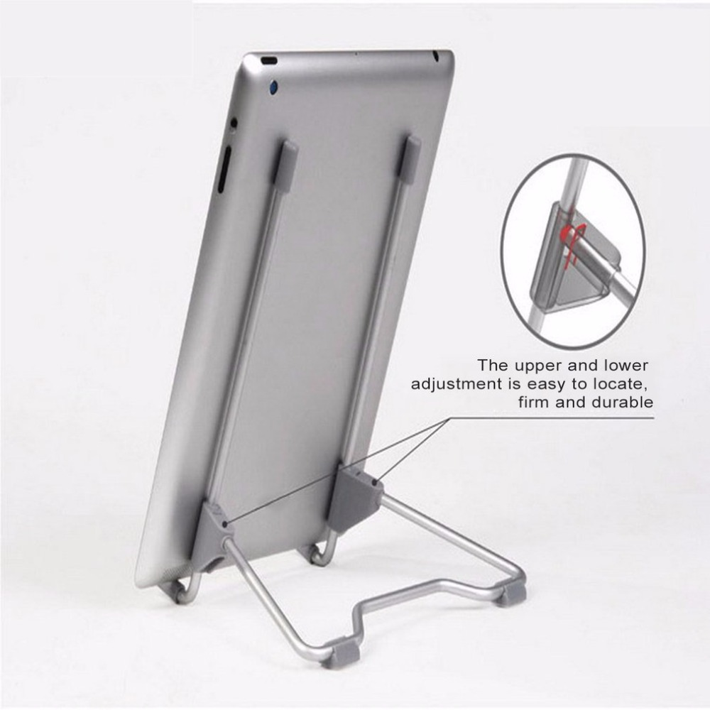 Multifunctional Folding Portable Tablet PC Laptop Stand Holder for Desktop Computer Bracket for iPad Aluminum Alloy