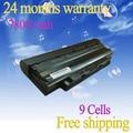 JIGU 9cells Laptop Battery For DELL Inspiron 13R  M5010 N3010  N5030 N5110 N7010 04YRJH 07XFJJ 312-0233 383CW 451-11510 J1KND