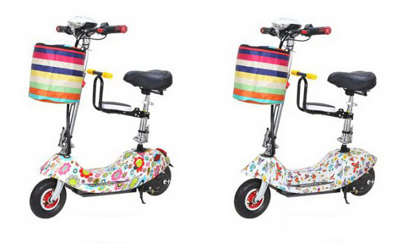 Cheap 261025/Ladies mini folding car bicycle scooter adult student portable two rounds/Scrub pedal 30-50km/h velo electrique 20