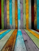 5x7photography Backgrounds Wood Floor Vinyl Digital Printing Photo Backdrops For Studio 225
