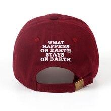 2017 ne'w wine red kendrick lamar damn cap embroidery DAMN. unstructured dad hat bone women men the rapper baseball cap