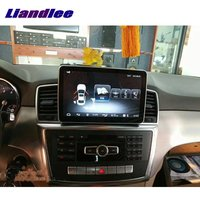 For Mercedes Benz MB GL GLS Class X166 2012~2017 Original car style Liandlee Car Multimedia Player NAVI Radio GPS Navigation