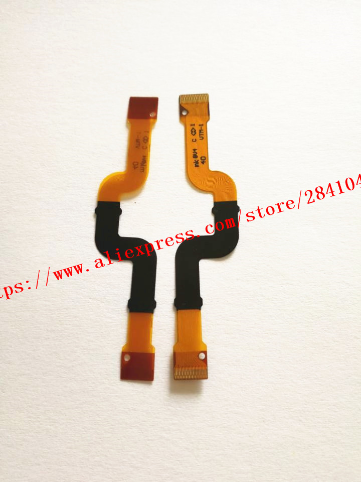 New Flip LCD Screen Hinge Flex Cable For Olympus STYLUS TG850 TG860 TG-850 TG-860 Tough850 Tough860 Digital Camera