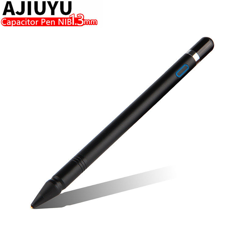 Pen Active Stylus Capacitive Touch Screen For Jumper EZpad 6 Pro 4S Plus M4 Aoson S7 S8 BMXC 10.1 BDF Tablet Case High precision active stylus pen capacitive touch screen for samsung galaxy s8 s7 s6 edge s8 plus s5 s4 s9 g9500 g930v g920f mobile phone pen