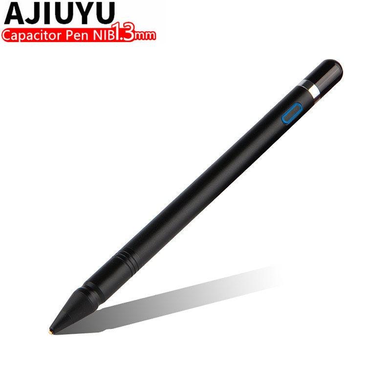 Penna Attivo Stilo Capacitivo Dello Schermo di Tocco Per Ponticello EZpad 6 Pro 4 S più M4 Aoson BMXC 10.1 BDF S7 S8 Tablet Caso di Alta precisione