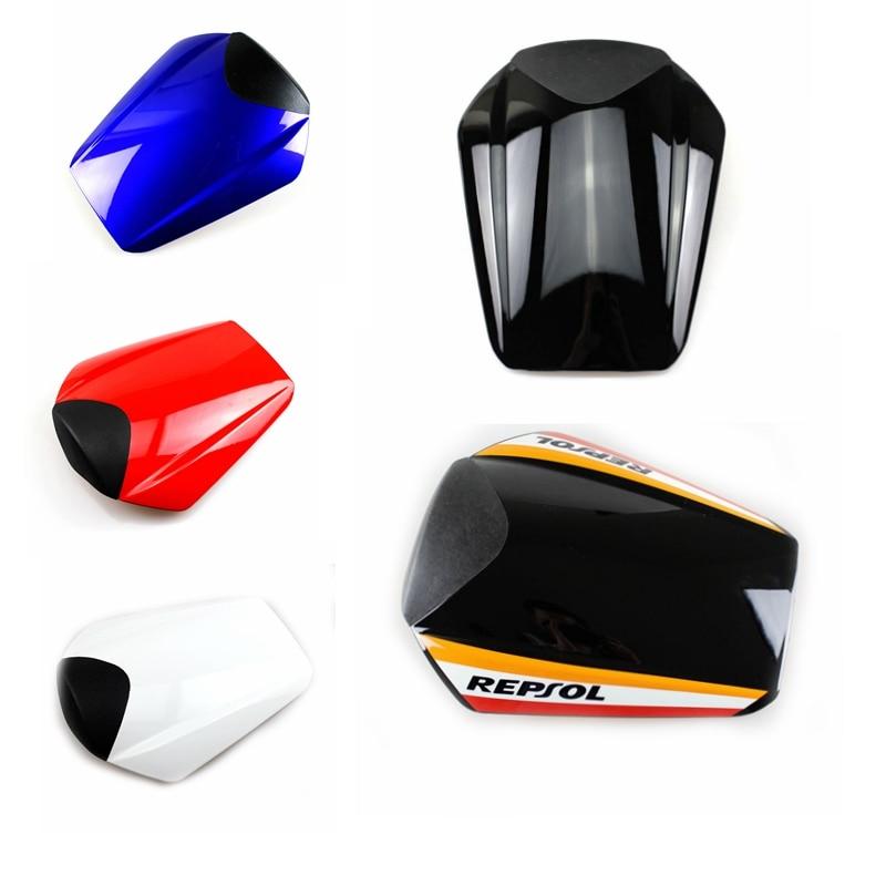 Motorcycle ABS Plastic Pillion Rear Passenger Seat Cowl Cover Fairing For Honda CBR CBR1000RR Fireblade 2008 2014