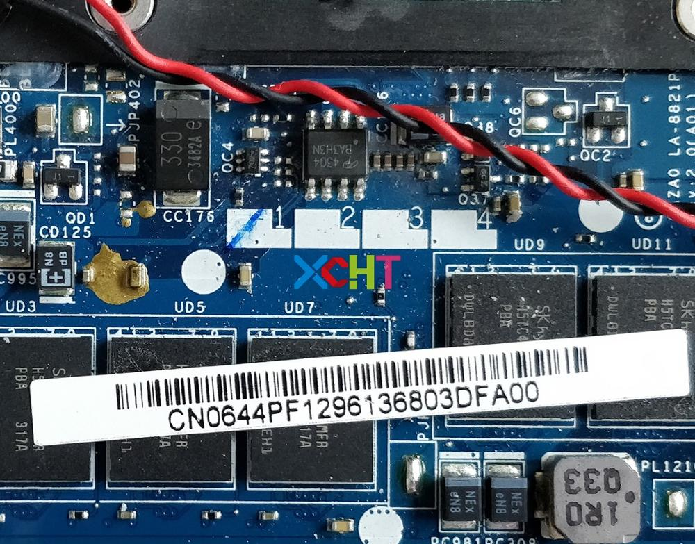 Image 3 - for Dell XPS 12 9Q23 CN 0644PF 0644PF 644PF QAZA0 LA 8821P i7 3537U GMA HD4000 Laptop Notebook Motherboard Mainboard Tested-in Laptop Motherboard from Computer & Office
