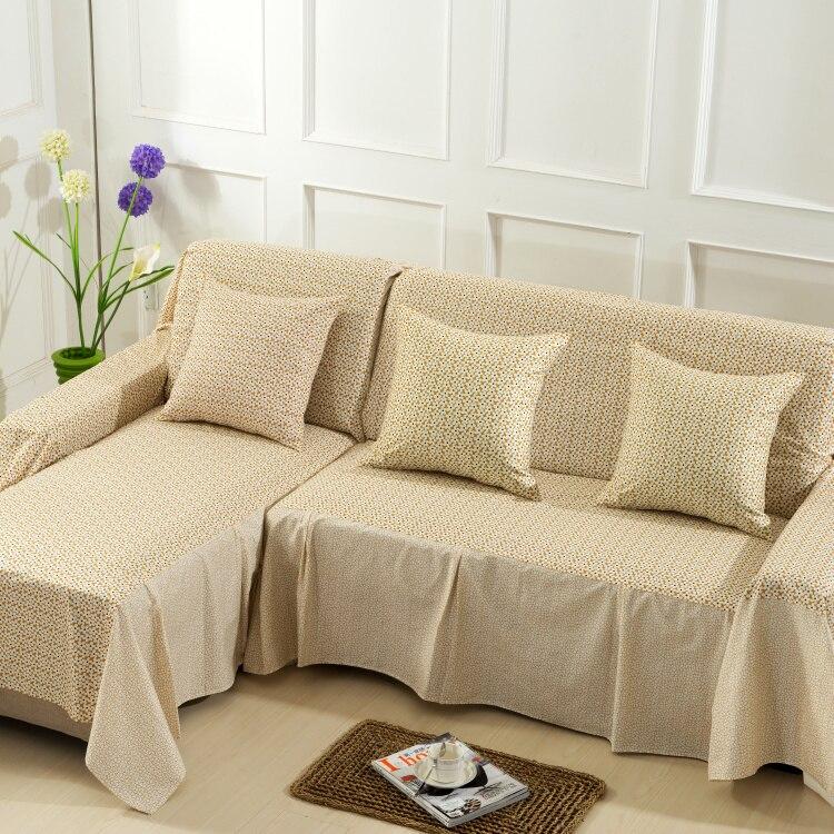 Anti slip cloth art sofa cover full cover rustic sofa sets sofa