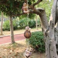 Resin Three Tortoises Artificial Sculpture Crafts As Garden Decor Or Home Decoration