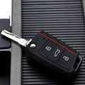 New Silicone Portect Key Case Bag Cover For Volkswagen Vw Golf 7 Mk7 Skoda Octavia A7 Seat Leon Ibiza for VW