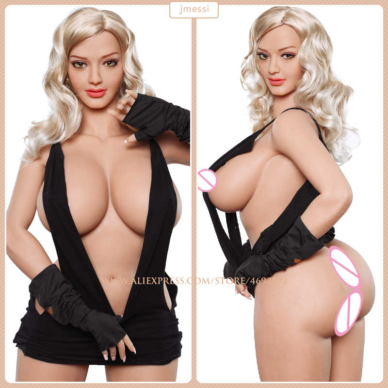 158cm Big Breast Realistic Sex Dolls Oral Adult Solid Love Doll with Metal Skeleton Masturbation Vagina Real Pussy Sex Product