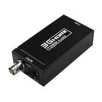 Portable Digital To Analog HDMI To SDI Converter Adapter HD To BNC SDI/HD SDI/3G SDI 1080P Multimedia HD Video Converter Adapter