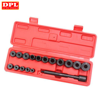 цена на Clutch Alignment Tool Kit Aligning Universal 17pc For All Cars