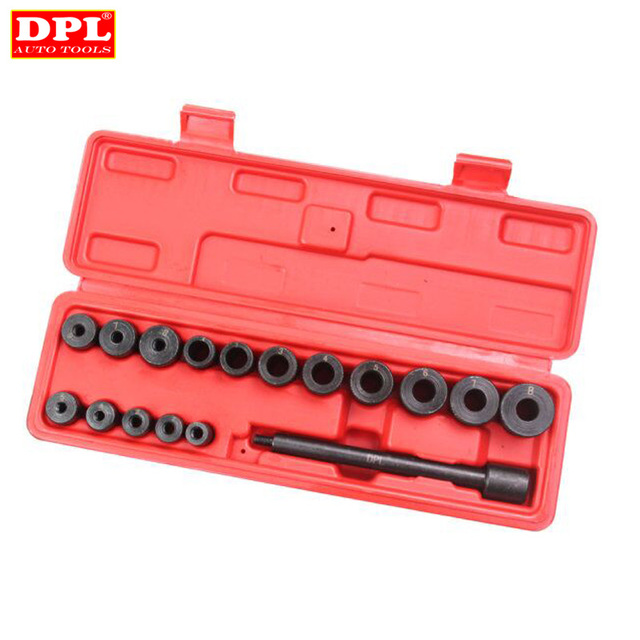 Clutch Alignment Tool Kit Aligning Universal 17pc For All Cars