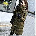 2015 New Fashion Winter Thicken Women Parkas Women Coats Parkas Women Winter MIlitary Winter Women Parkas manteau femme J047