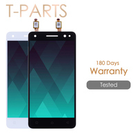 AAA Quality 5 0 1920x1080 IPS Display For Lenovo Vibe S1 LITE LCD Touch Screen S1LA40