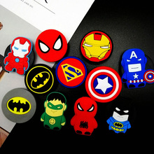 Captain America Shield Pop Grip Socket