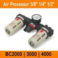 BC2000 BC3000 BC4000 Size 1 4 1 2 3 8 Air Filter Combination Air Pressure Filter