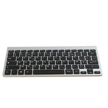 French Version slim 2.4G Wireless Keyboard