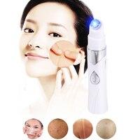 Belleza instrumento láser arrugas belleza instrumento ojeras ojo Bolsas Cara mini vibración eléctrica antiarrugas ojos masaje 30