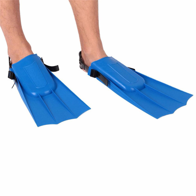 Adjustable Swimming Flippers for Beginners