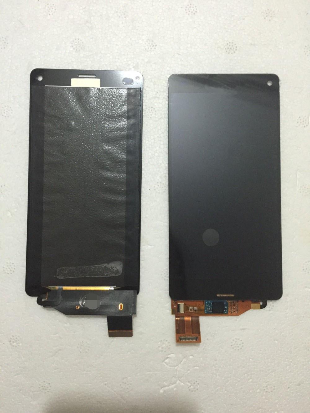 bilder für Für Sony Xperia Z3 compact Z3 mini D5803 D5833 LCD Display mit Touchscreen original 5,2 zoll