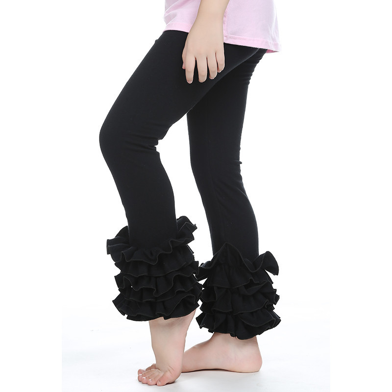 Compare Prices on Black Ruffle Pants- Online Shopping/Buy Low ...