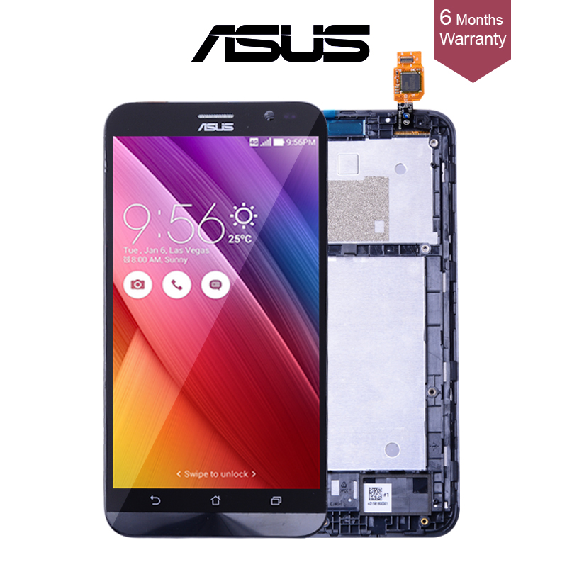 Warranty 5.5 TFT Display For ASUS Zenfone Go TV ZB551KL LCD X013D Touch Screen Digitizer Assembly Replacement ...